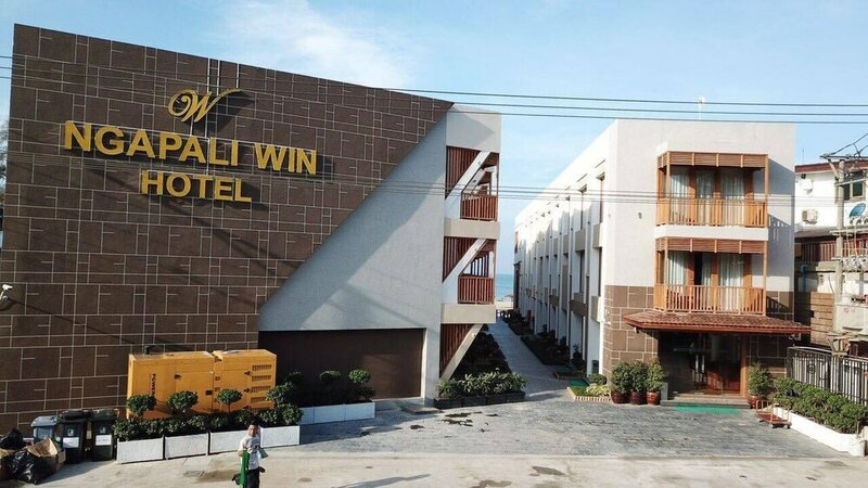 Ngapali Win Hotel