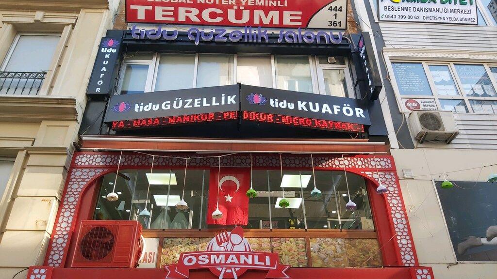 güzellik salonları — Tidu Güzellik Merkezi — Bakırköy, photo 1