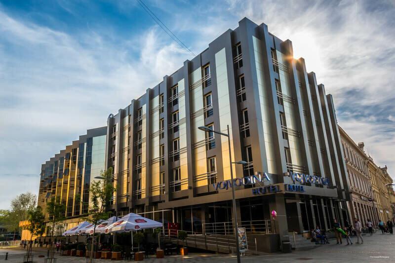 Гостиница Войводина