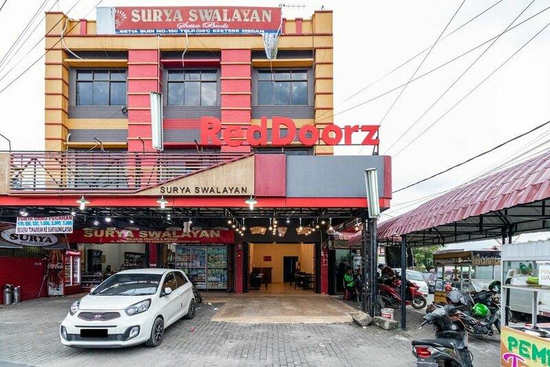 RedDoorz Syariah @ Jalan Setiabudi Medan 3