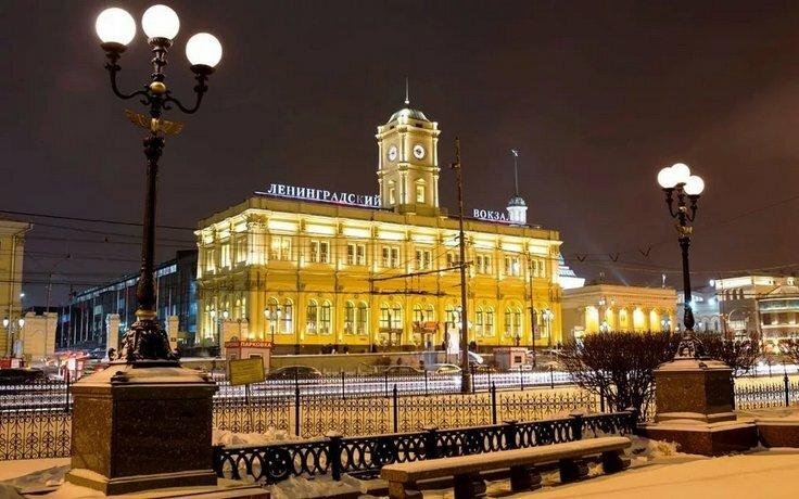 Gorod Na Leningradskom Hotel