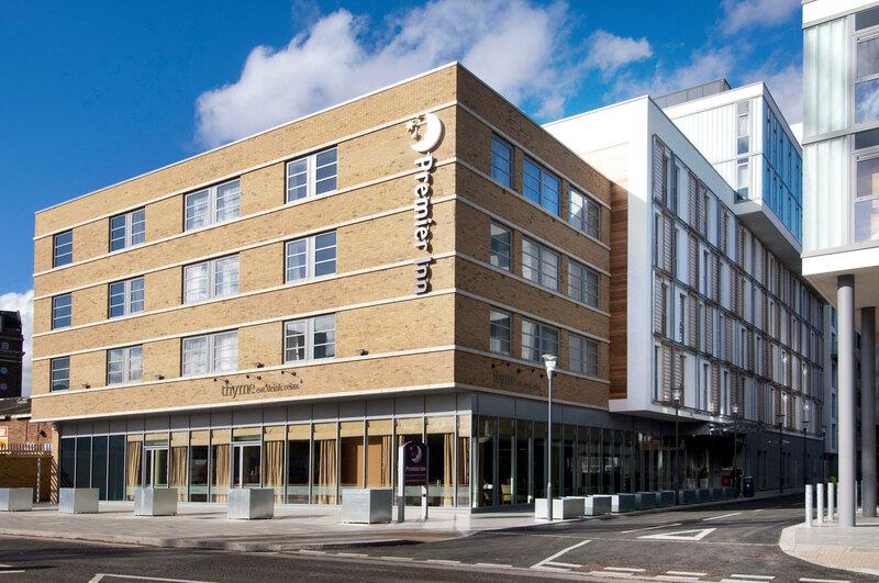 Premier Inn London Greenwich