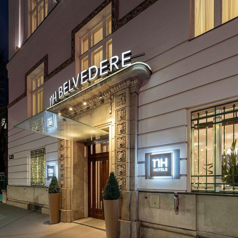 Гостиница Nh Wien Belvedere