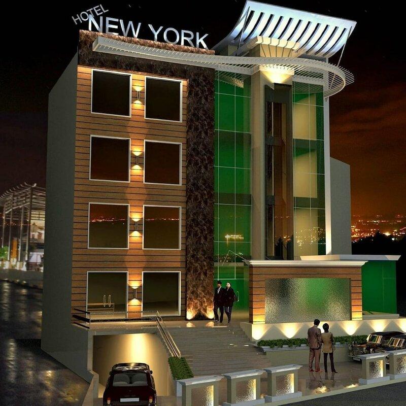 Hotel New York Plaza