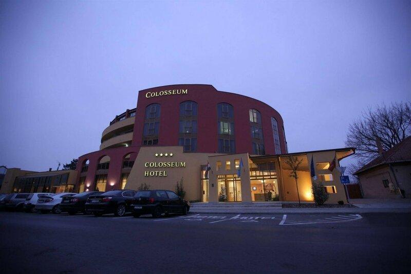 Colosseum Hotel Mórahalom