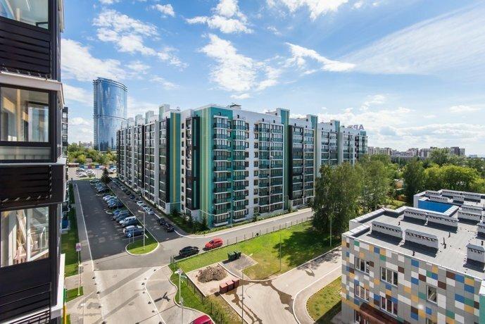 Oktyabrskij Gorodok 2 Apartments