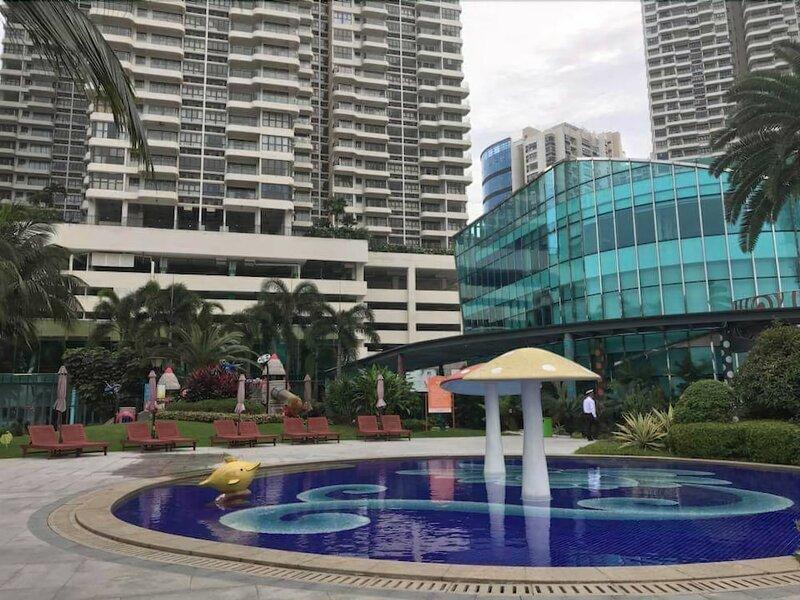 5 Star Resort at Danga Bay