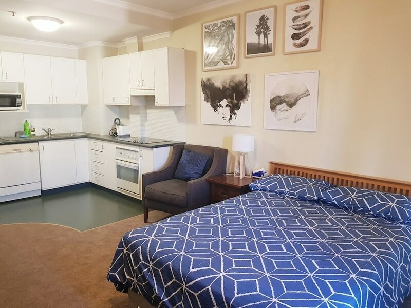 City Center Darling Harbour 1 Bedroom Apartment