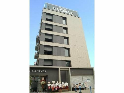 Hotel Livemax Saitama Asaka Ekimae