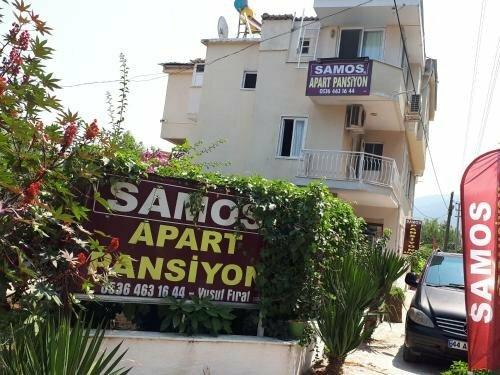Samos Apart Pension