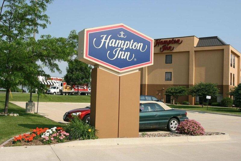 Hampton Inn Bloomington West