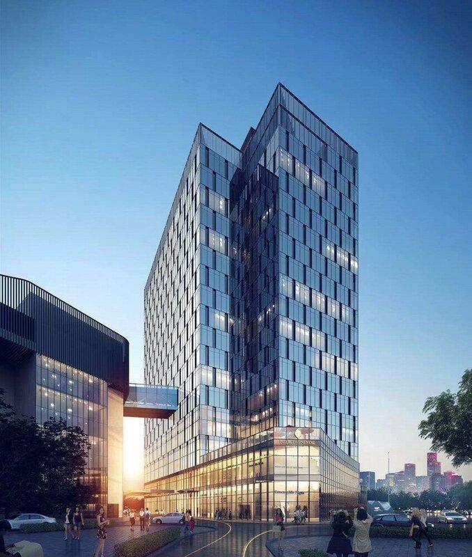 Intercontinental Dongguan