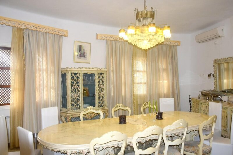 Villa With 5 Bedrooms in Monastir, With Private Pool, Enclosed Garden and Wifi - 200 m From the Beach