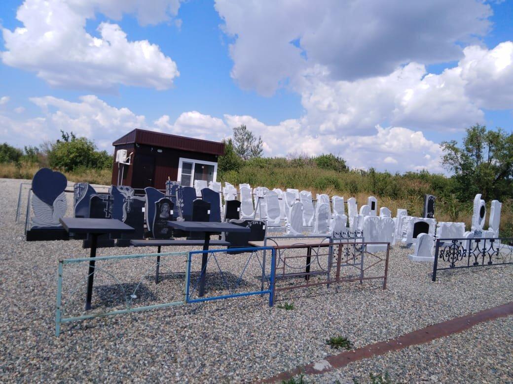 памятники и надгробия фото в белгороде сердца