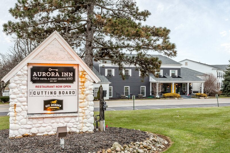 The Aurora Inn And Conference Center