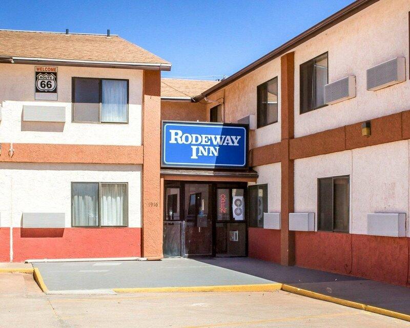 Rodeway Inn Winslow I-40