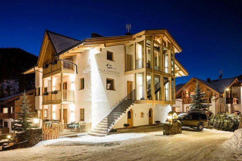 Garni Apartments Villa Gardena