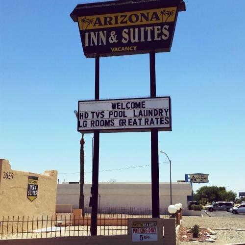 Arizona Inn & Suites