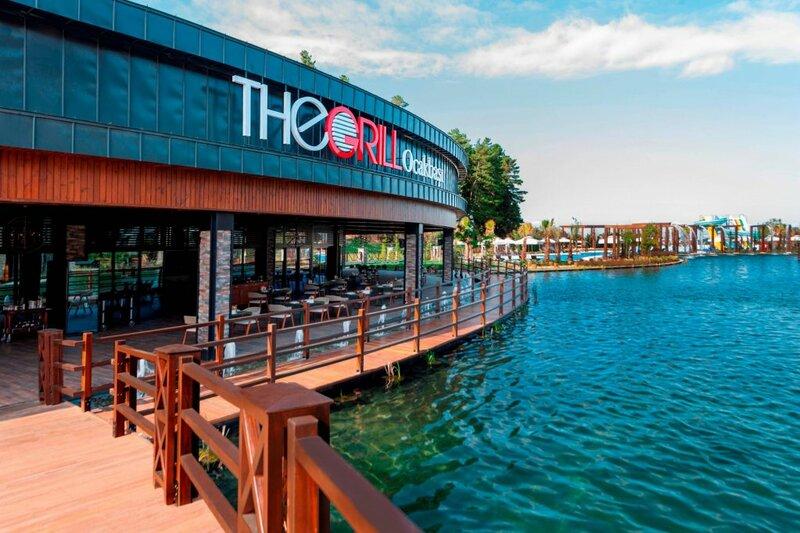 Elite World Sapanca Convention & Wellness Resort