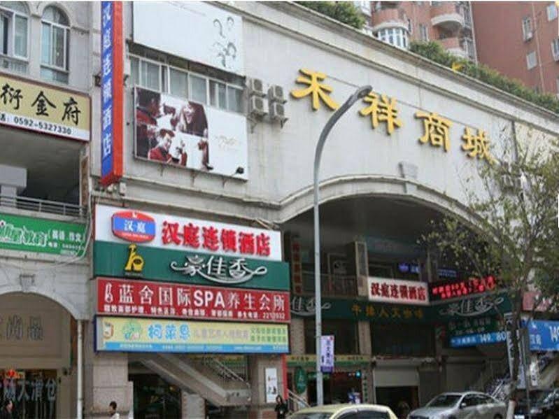 Hanting Express Xiamen Hubin Zhong Road