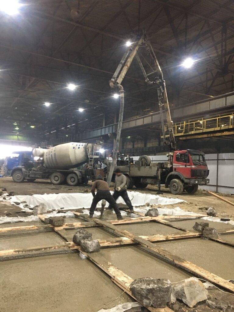 Евромонолит бетон смеси бетонные бсг фракция 5 20
