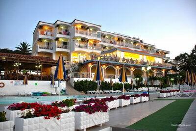 Captains Hotel Argassi