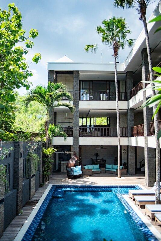 Balconies Villa Bali