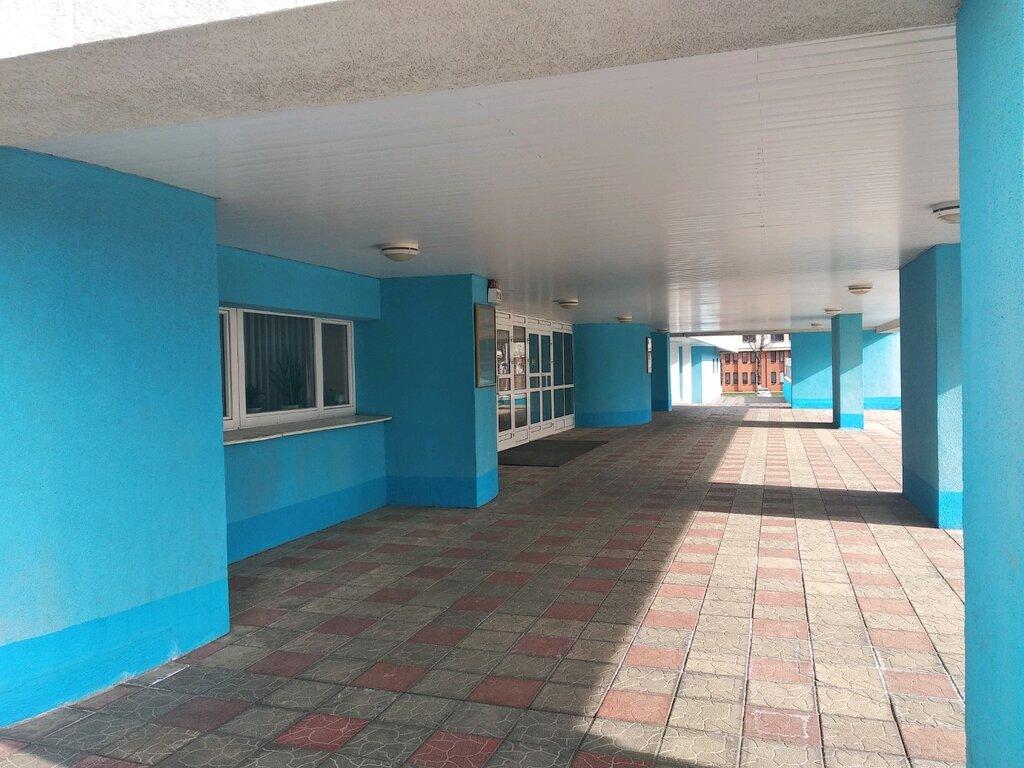 спортивный комплекс — УСК Университетский — Минск, фото №2