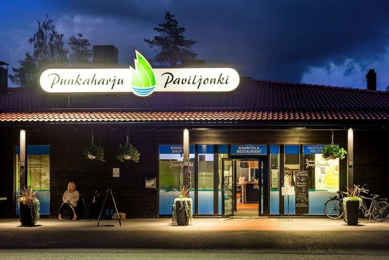 База отдыха Punkaharju Resort