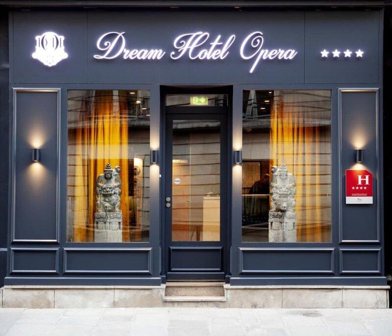 Dream Hotel Opera & SPA