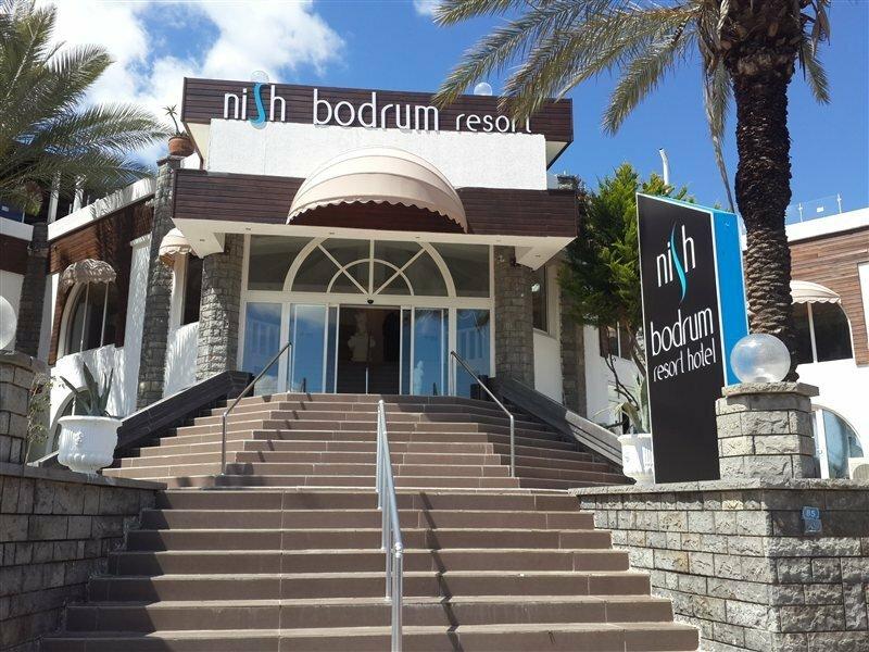 Nish Bodrum Resort Hotel