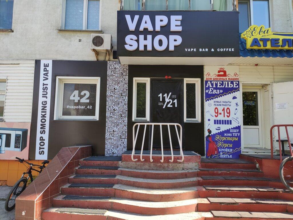 вейп шоп — Вейп бар 42 — Петропавловск, фото №1