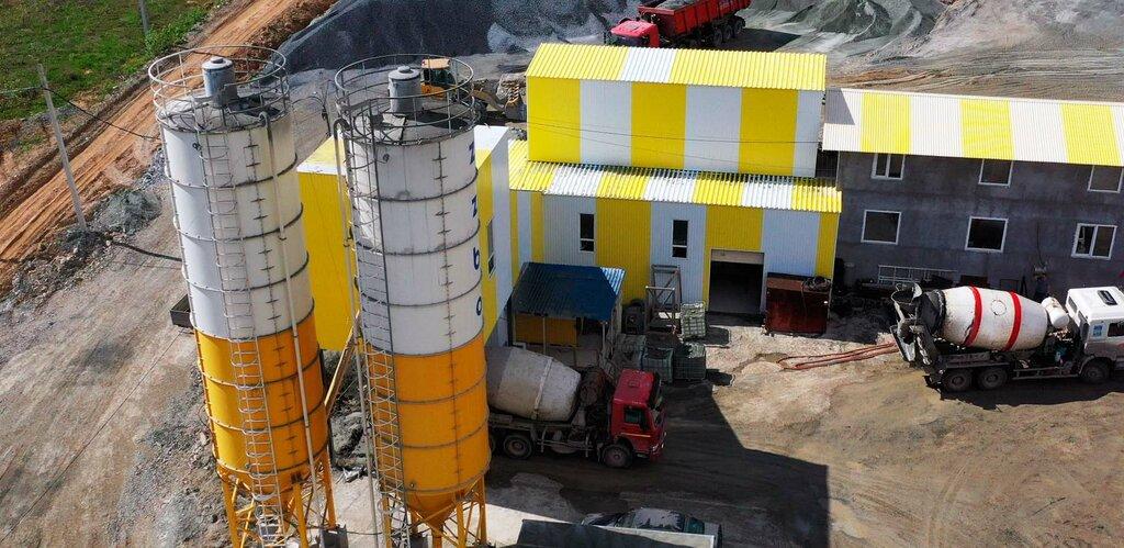 завод бетон екатеринбург