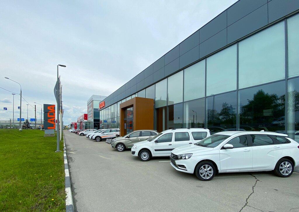 Автосалон лада в москве и московской области вакансии в автосалоне бмв в москве