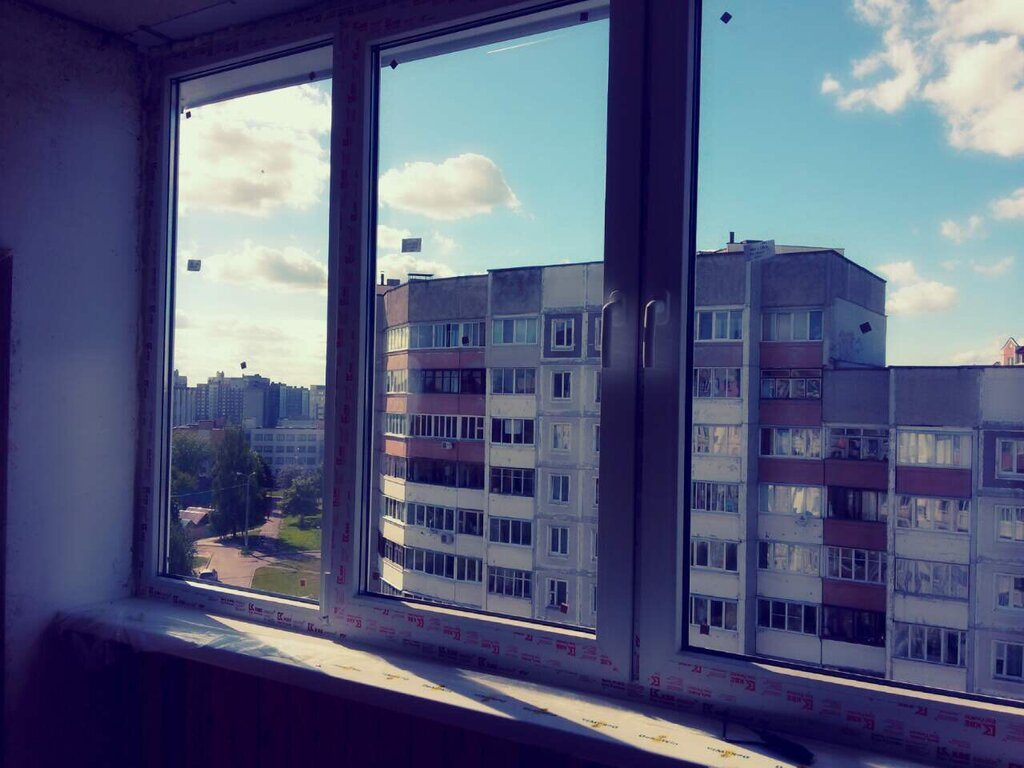 окна — Бабушкины окна — Минск, фото №1