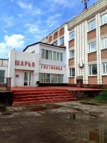 Гостиница Шарья