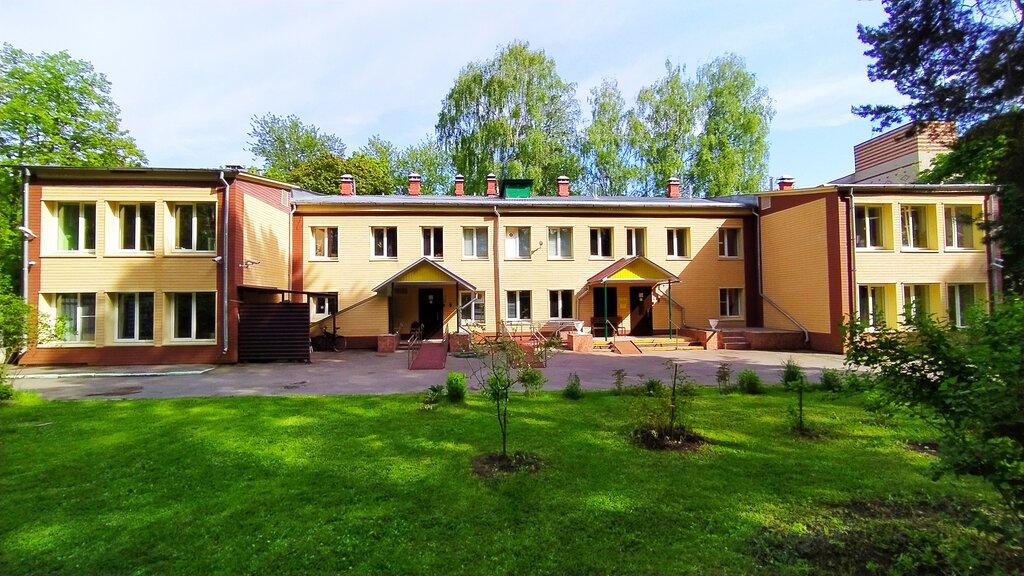 социальная реабилитация — Московский областной центр реабилитации инвалидов — Королёв, фото №1