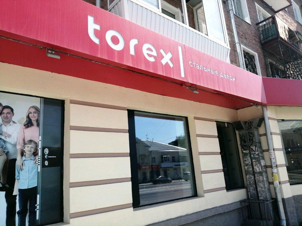 двери — Стальные двери Torex — Екатеринбург, фото №1