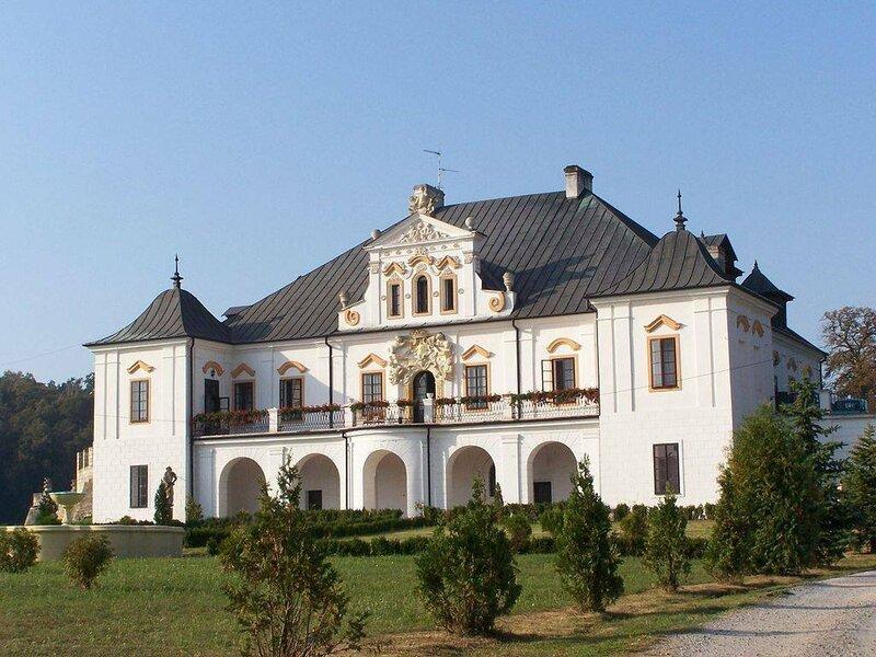 Palac w Czyzowie Szlacheckim