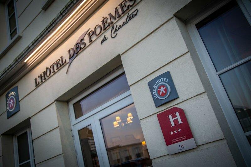 The Originals Boutique, Hôtel Les Poèmes de Chartres