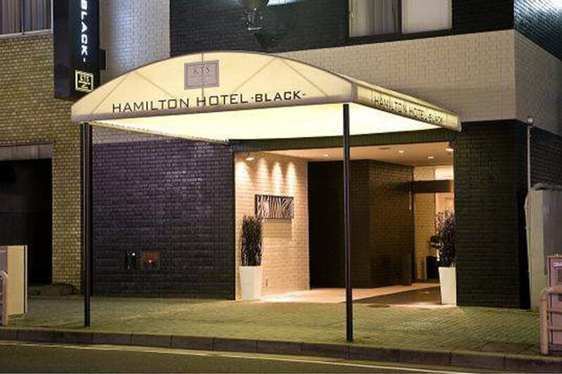 Hamilton Hotel Black