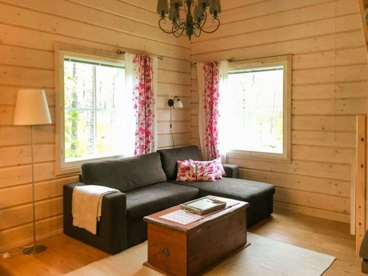 Holiday Home Yllã¤S Mustikka B