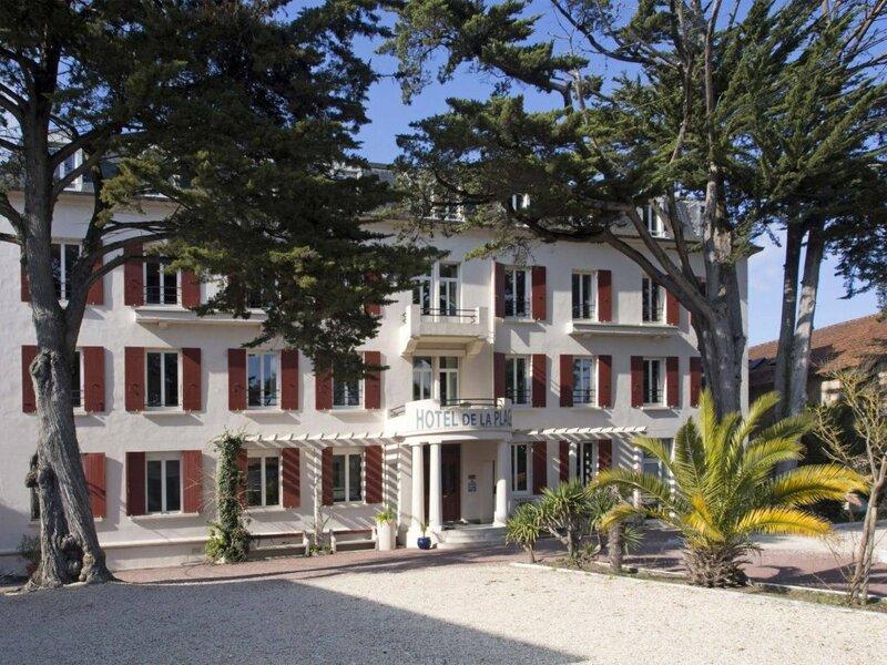 Hotel The Originals de la Plage Marennes Oleron