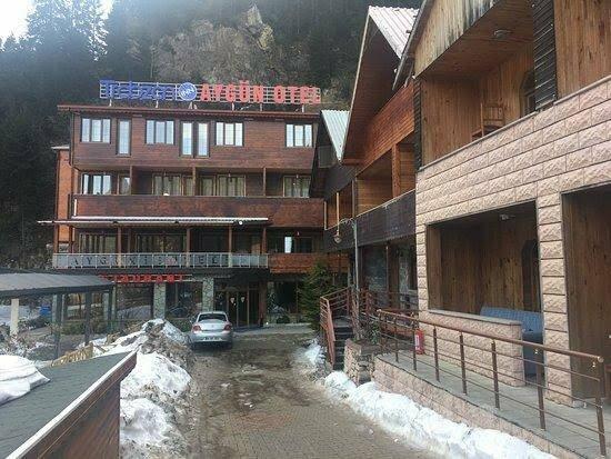 Aygun Motel Uzungol