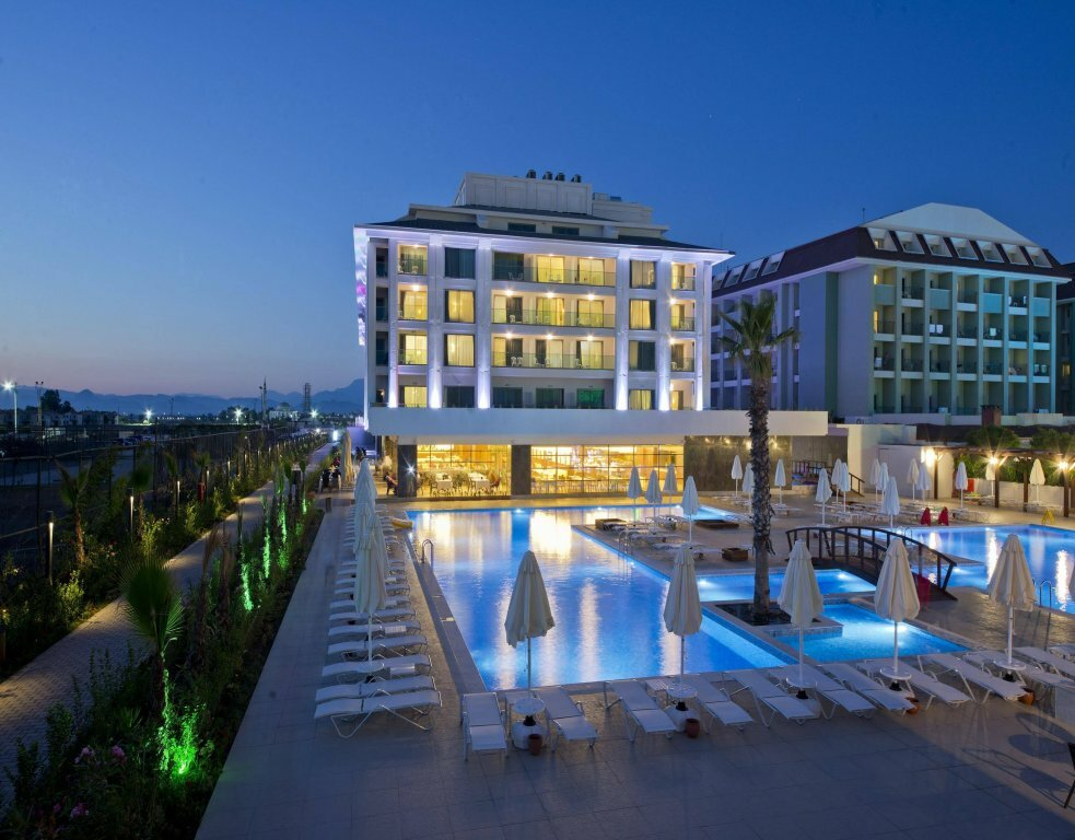 otel — Day&Night Connected Club Life Belek - All Inclusive — Serik, photo 1