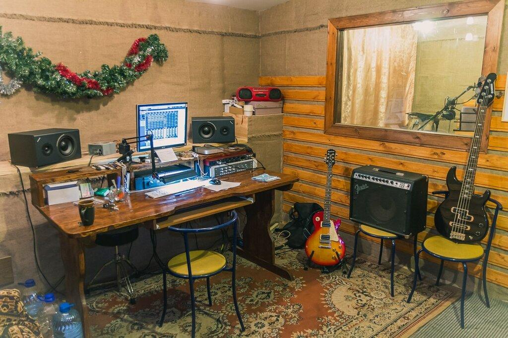 студия звукозаписи — Студия звукозаписи Кварта Music — Тольятти, фото №2