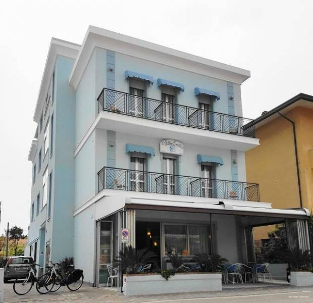 Hotel Villa Ersilia Rimini