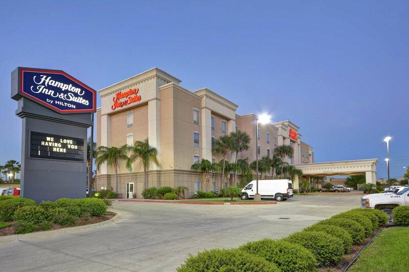 Hampton Inn & Suites Corpus Christi I-37 - Navigation Blvd