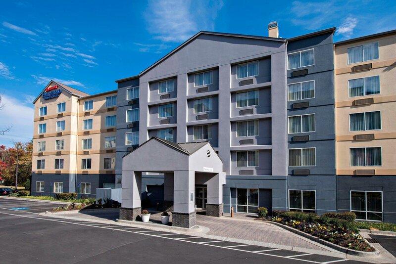 Fairfield Inn & Suites by Marriott Atlanta Perimeter Center