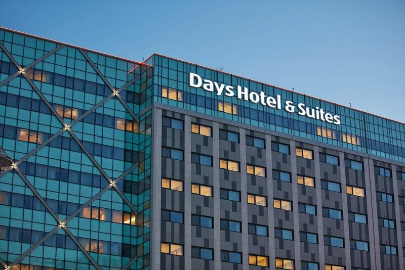 Days Hotel And Suites Incheon Airport